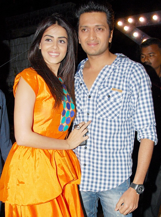 Rithiesh and Genelia