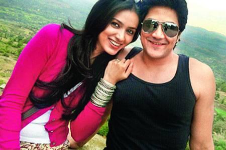 Pallavi Subhash and Aniket Vishwasrao