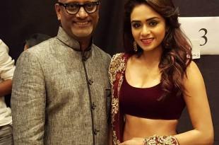 Suresh Pai and Amruta Khanvilkar
