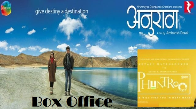 Anuraag and Phuntroo Marathi Movie Box Office collection