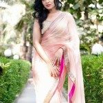 Prarthana Behere In Saree