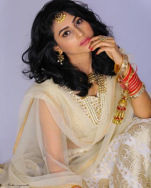 Reshma Shinde Rang majha vegla