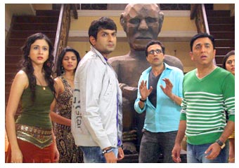 106 Hutatma Chowk Marathi Movie
