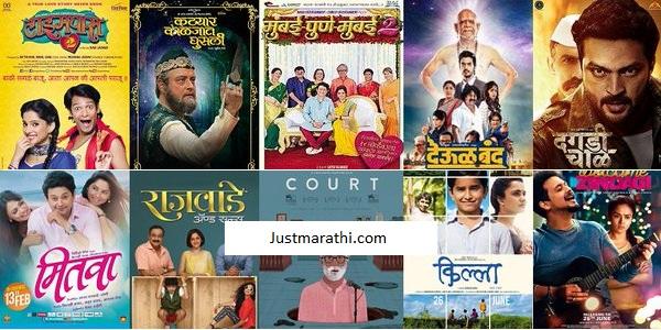 The Highest Grosser Marathi Movies