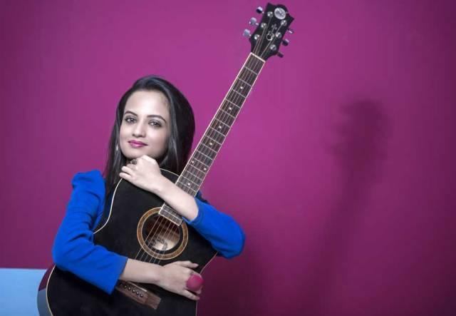 Ketaki Mategaonkar is a Singer