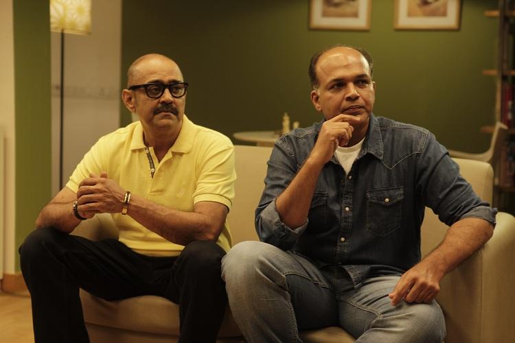 Real Director ASHUTOSH GOWARIKER and Real Director Rajesh Mapuskar