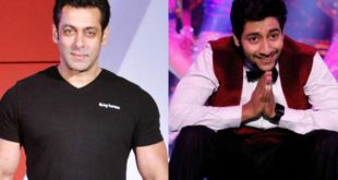 Aakash Thosar's 1st look launched by Salman Khan