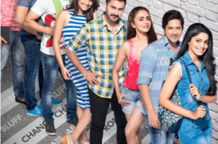 BUS STOP' TEASER POSTER LAUNCHED