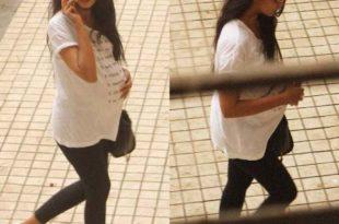 Pooja Savant is pregnant