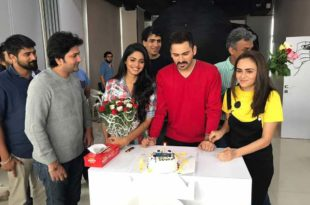 Siddharth birthday bash