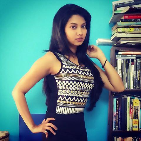 Actress Meera Joshi