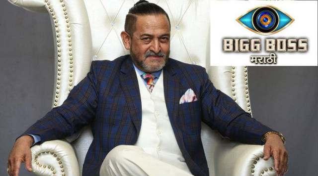 Mahesh Manjrekar bigg boss
