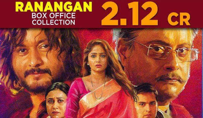 Ranangan Box Office Collection