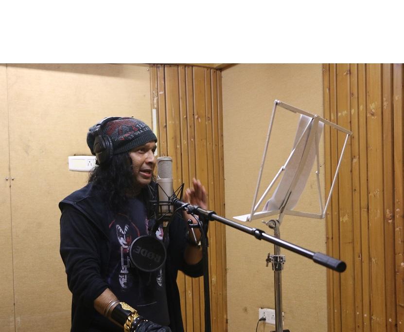 Singer Vinod Rathod