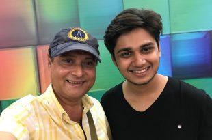 Sachin Pilgaonkar & Abhinay
