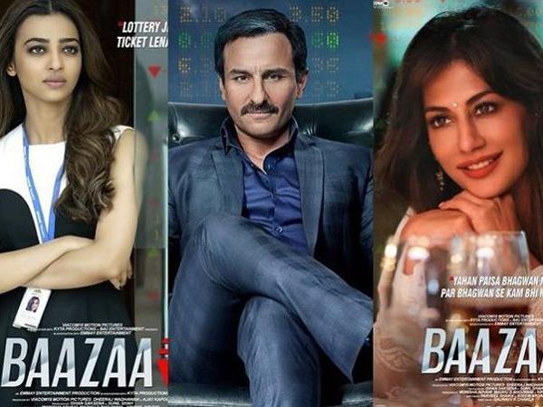 Baazaar Movie Review 1