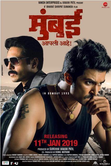 Mumbai Apli Ahe Poster