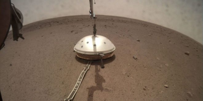 Mini-tremors rattling Martian surface detected by NASA for the first time