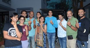 MANACHE SHLOK TEAM AFTER VOTING (1)