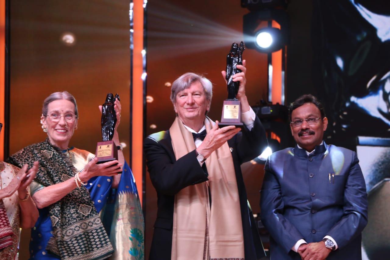 मराठी चित्रपट पुरस्कार प्रदान सोहळा