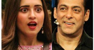 Shivani Surve Salman Khan