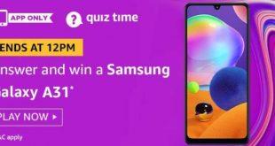 Samsung Galaxy A31 Mobile