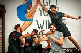Gymnast Trainer Rohit Sharma